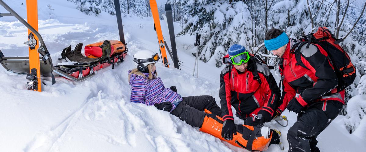 Skifahren: Zwischen Hüttengaudi und Krankenhaus