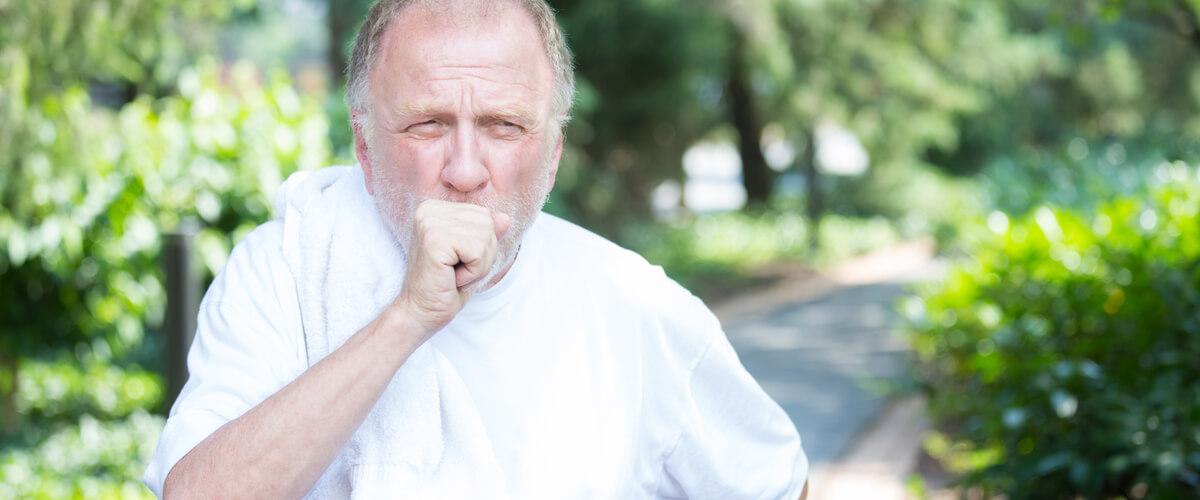 COPD: Chronische Entzündung der Atemwege