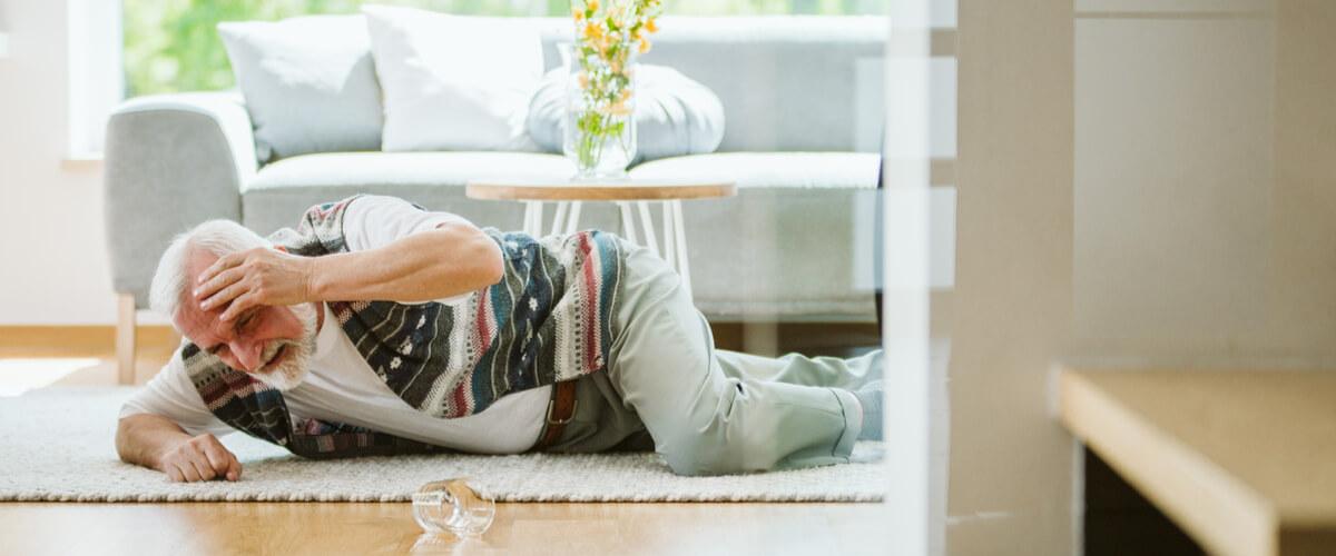 Oberschenkelhalsbruch: Lebensgefährliche Komplikationen drohen