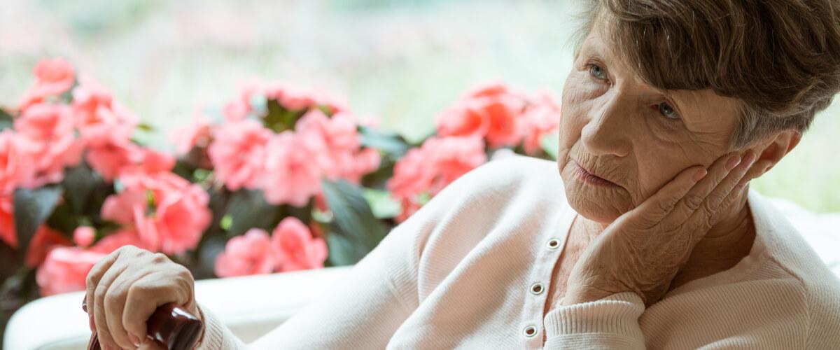 Alzheimer – Das Risiko steigt mit dem Alter