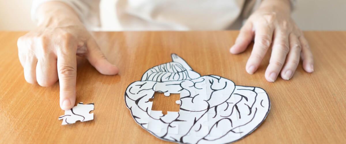 Demenz: Verlust der kognitiven Fähigkeiten