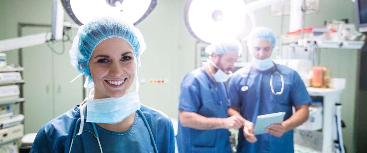 Operationen: Risikofaktoren und mögliche Komplikationen