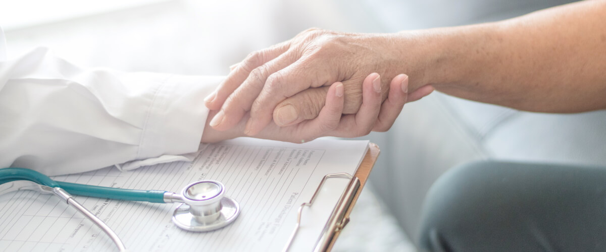 Palliativpflege: Letzte Betreuung - stationär oder im eigenen Zuhause