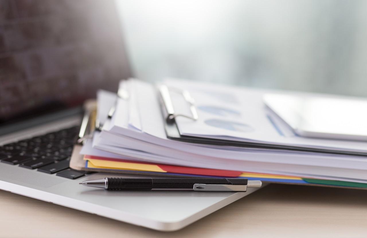 Checkliste: Dokumente für den Notfall