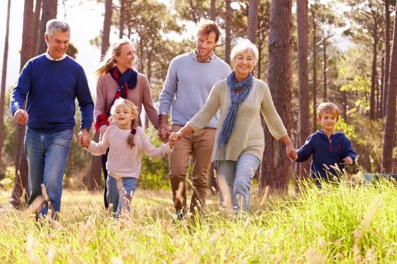 Familienmitglieder als Bevollmächtigte der Vorsorgevollmacht