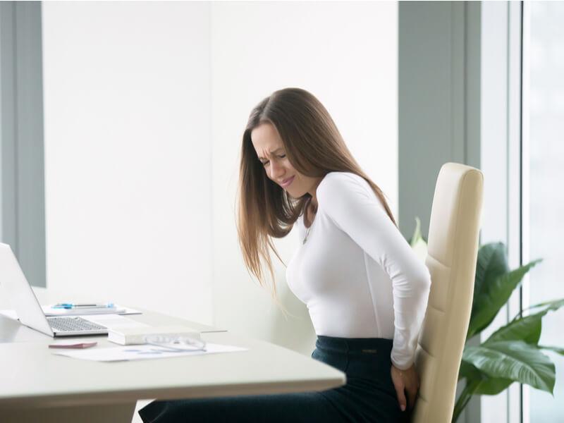 Berufsunfähigkeitsversicherung: auch Rückenprobleme können zu Berufsunfähigkeit führen